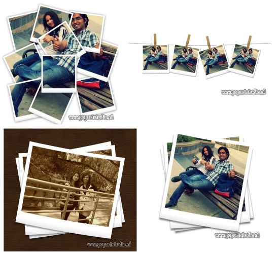 Polaroid Madness effects 01