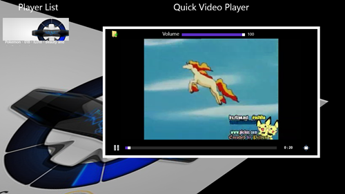 Quick Video Player