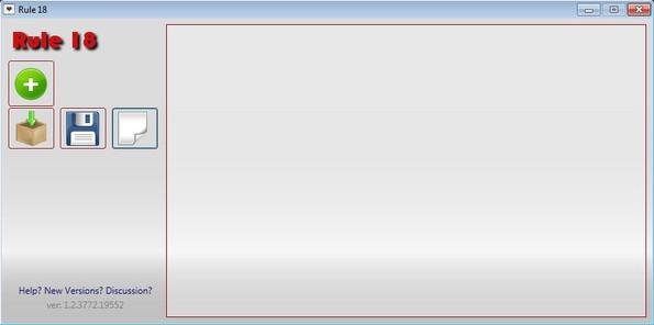 Rule 18 default window