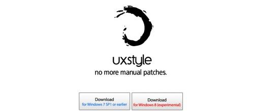 UxStyle interface