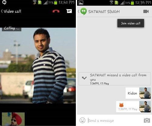 Videos chat
