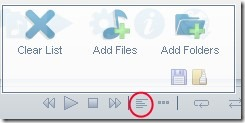 X2 Media Player 02 free music player for Windows