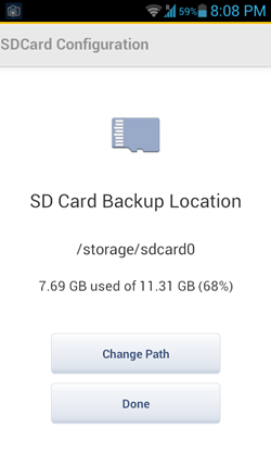 backup authentication