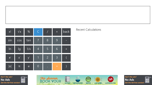 calculator XL