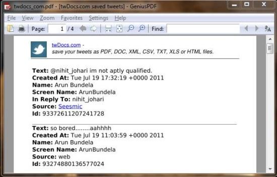 genius pdf file