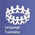 language translator logo