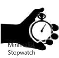 mini stopwatch logo