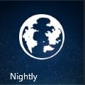 Firefox Nightly app icon