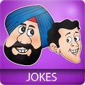 jokes and sms app icon