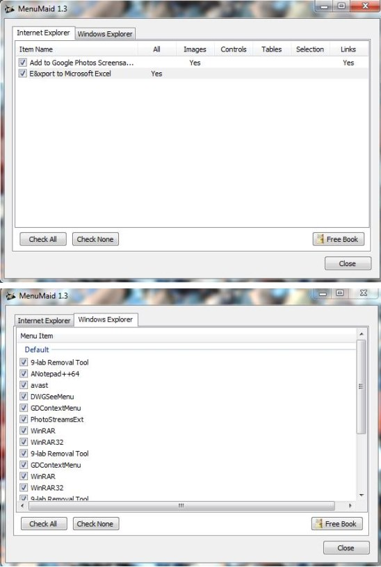 menumaid interface 01