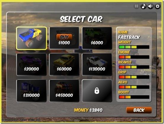 offroaders select car 2-8
