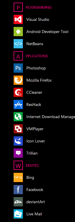8 stack launcher