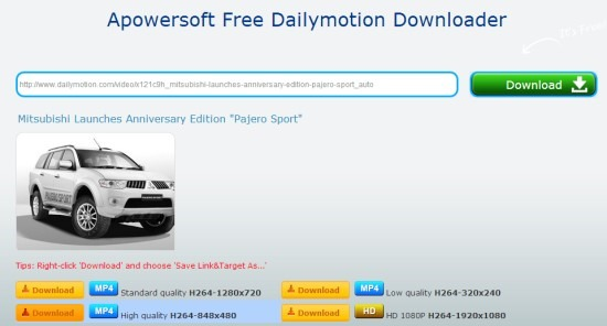 Apowersoft-Free-Dailymotion-Downloader-main-interface.jpg