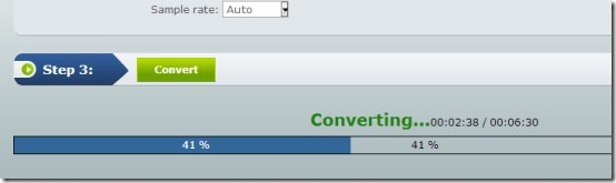 Apowersoft Free Online Video Converter- convert audio or video