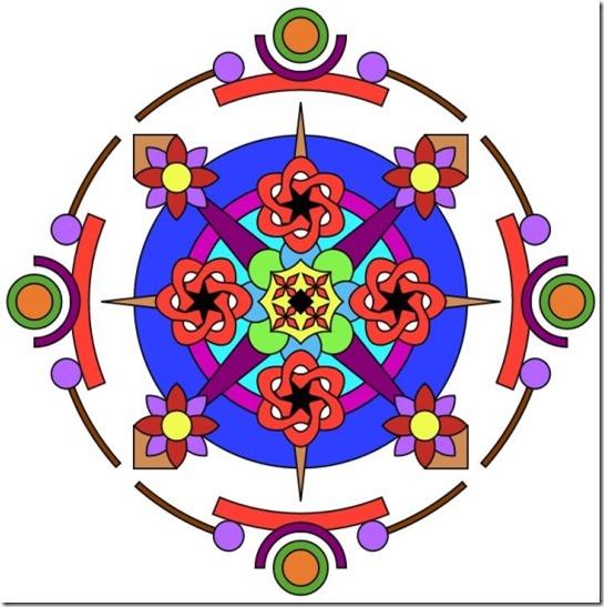ColorMandala final image