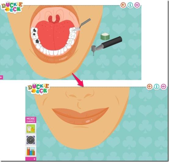 Duckie Deck Dentist Games