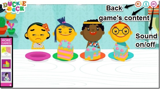 Duckie Deck Friendly Games-Goodies