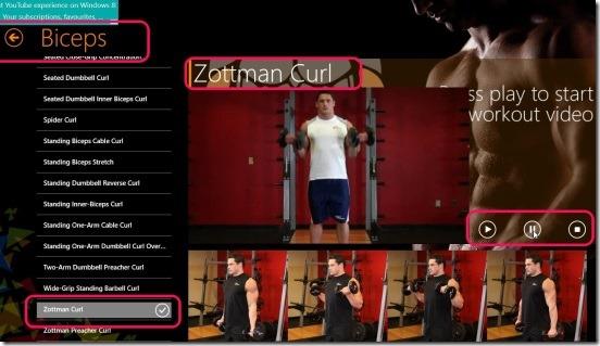 GymGuide-video tutorial