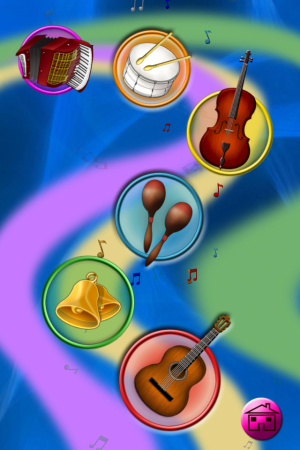 phone4kids-music-educational app for kids