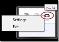 RAM CPU Taskbar- tray icon