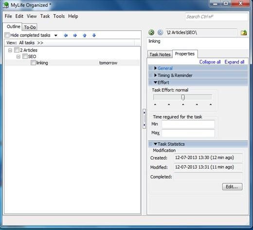 MyLifeOrganized 01- free task manager