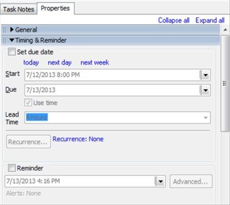 MyLifeOrganized 03- free task manager