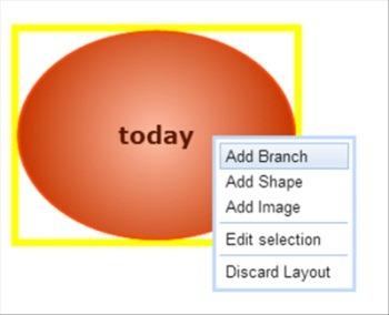 shortcut toolbar