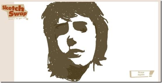Sketch Swap final image