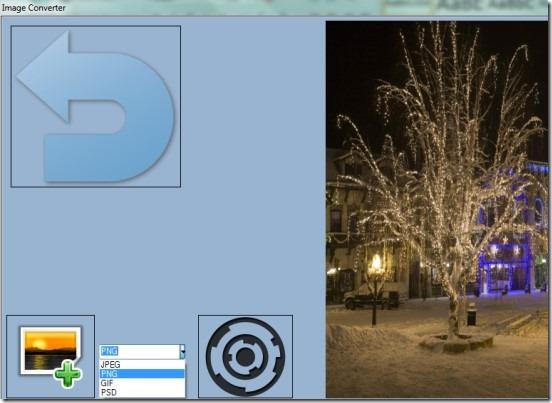 TherioImageStudio 2_Image Converter 03 capture desktop screen
