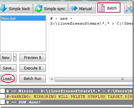 Zback_batch section 04 backup files and folders