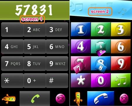 Phone4kids-dialer