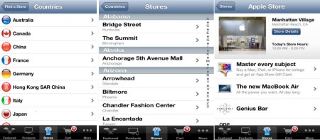 Apple Store- Apple Store Location