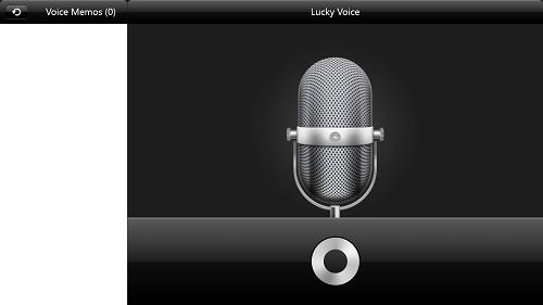 lucky voice
