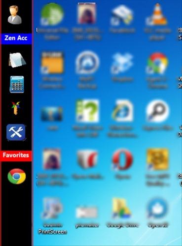 Xpeon zen 01- interface