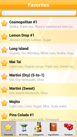 8500 Drink Recipes