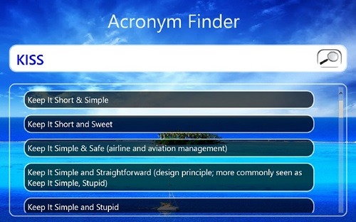 Acronym Finder.html | Autos Weblog