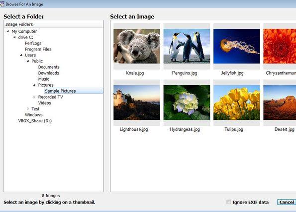 CIM open images