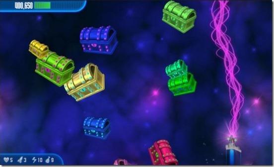Chicken Invaders 3 - game screnshot3