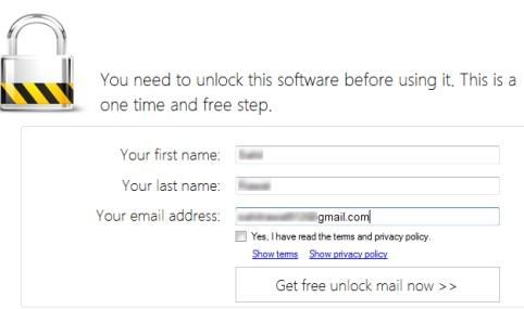 FolderVisualizer- unlock FolderVisualizer to work with it