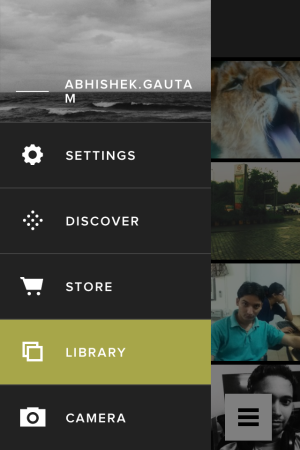 VSCO Cam- other options