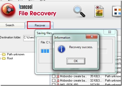 IconCool File Recovery- get back deleted files