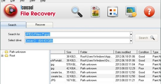 IconCool-File-Recovery-interface.jpg