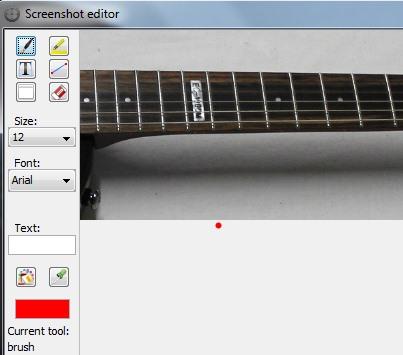 MakeShot- screenshot editor tools