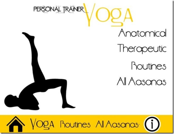 Personal Trainer - Yoga