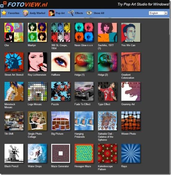 Pop Art Studio final image