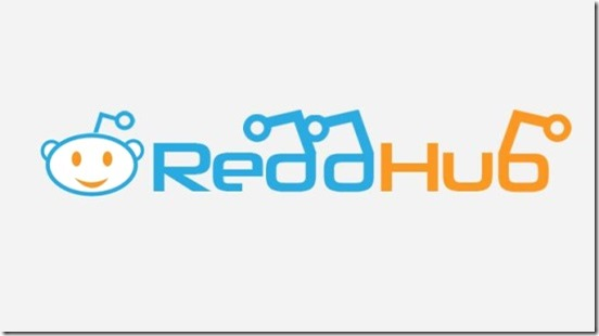 Reddhub-splash screen