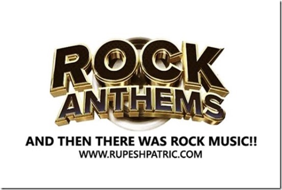 Rock Anthems- splash screen
