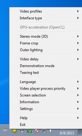SmoothVideo Project default window