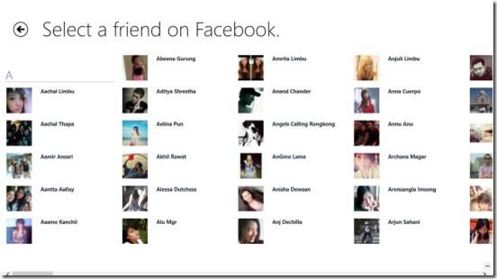 SocialDraw-inviting facebook friends