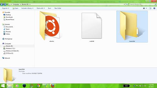 folder name